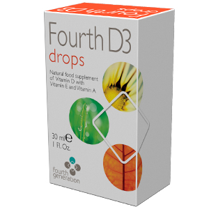 FOURTH D3 DROPS
