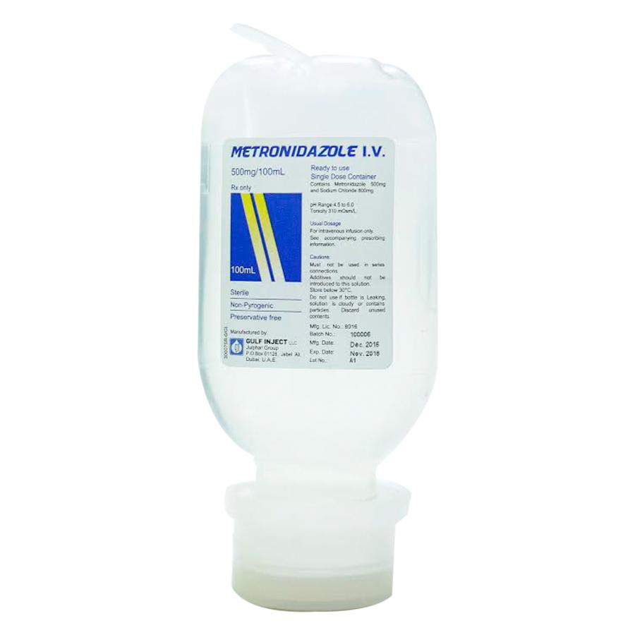 Metronidazole I.V